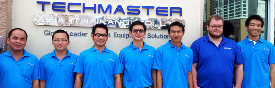 About Techmaster Thailand Division
