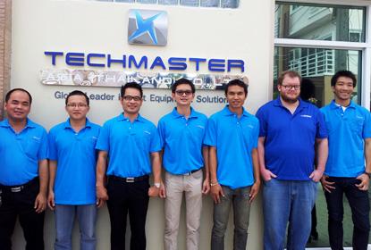 Contact Techmaster Asia