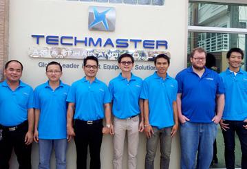 Techmaster Asia (Thailand) Team