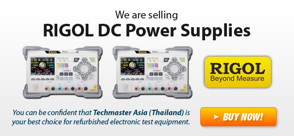 RIGOL DC Power Supplies For Sale