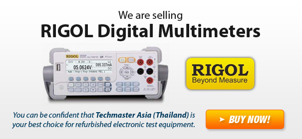 RIGOL Digital Multimeters For Sale